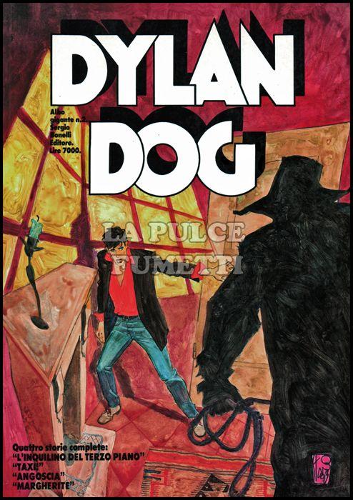DYLAN DOG ALBO GIGANTE #     2: L'INQUILINO DEL TERZO PIANO E ALTRE STORIE