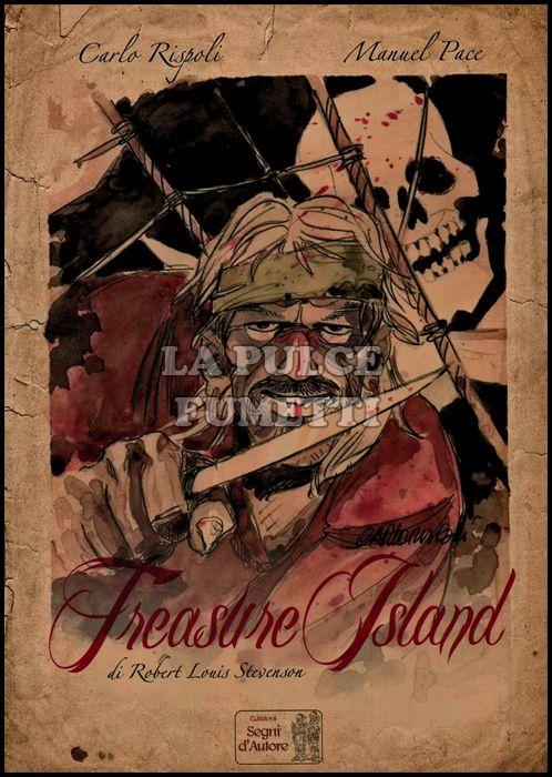 TREAURE ISLAND #     3