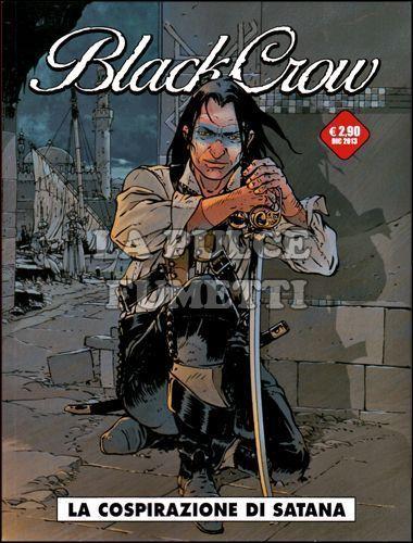 COSMO SERIE ROSSA #    14 - BLACK CROW 2: LA COSPIRAZIONE DI SATANA