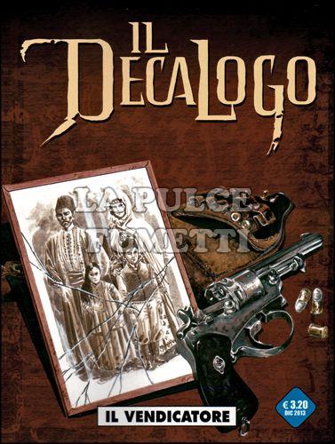 COSMO SERIE BLU #    15 - IL DECALOGO 3: IL VENDICATORE