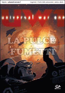 UNIVERSAL WAR ONE #     1