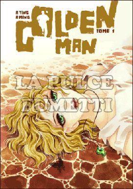 GOLDEN MAN #     1
