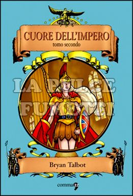 CUORE DELL'IMPERO #     2