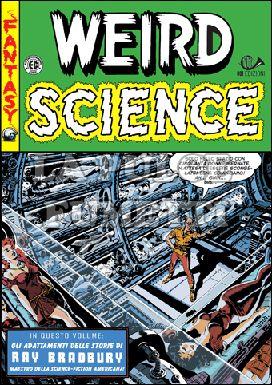 WEIRD SCIENCE #     4: UN NUOVO INIZIO