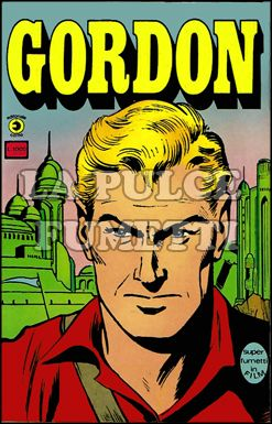 SUPERFUMETTI IN FILM #    12 - GORDON