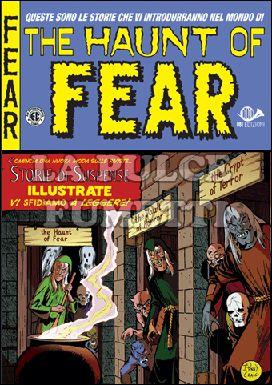 HAUNT OF FEAR #     1: IL RITORNO DELLA MUMMIA