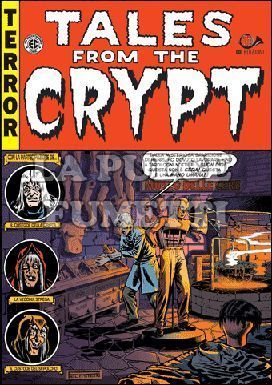 TALES FROM THE CRYPT #     2: MORTE VOODOO!