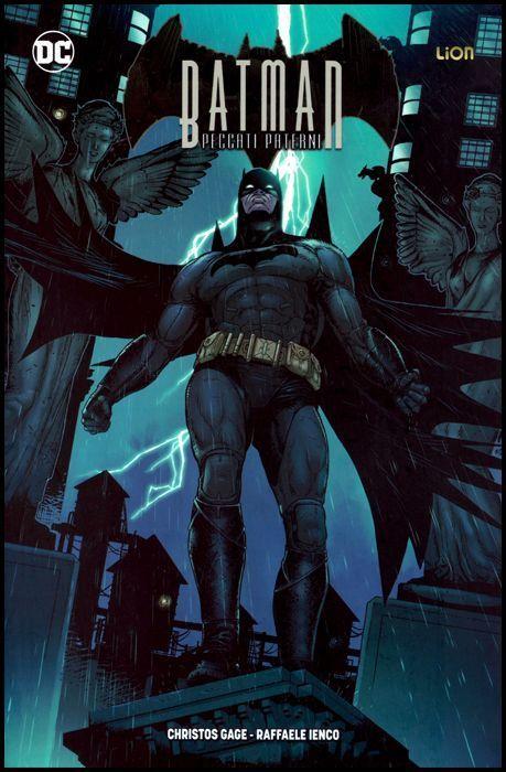 DC MINISERIE - BATMAN: PECCATI PATERNI