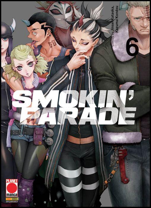 SMOKIN' PARADE #     6