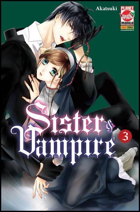 SISTER & VAMPIRE #     3
