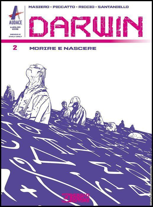 COLLANA ORIENT EXPRESS #     9 - DARWIN 2: MORIRE E NASCERE