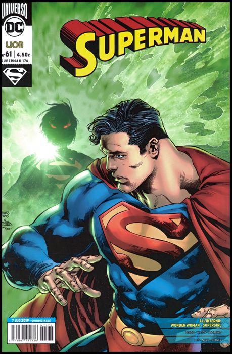 SUPERMAN #   176 - SUPERMAN 61