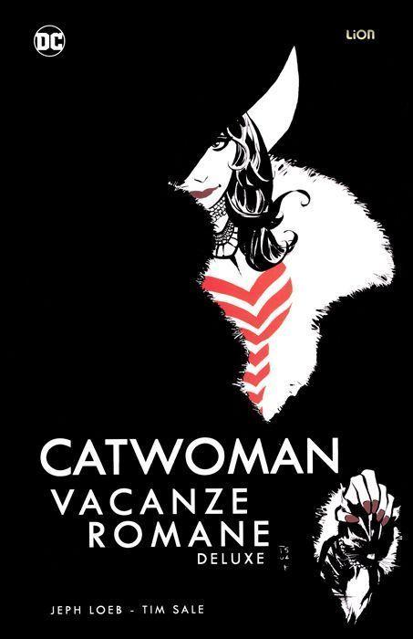 DC DELUXE - CATWOMAN: VACANZE ROMANE