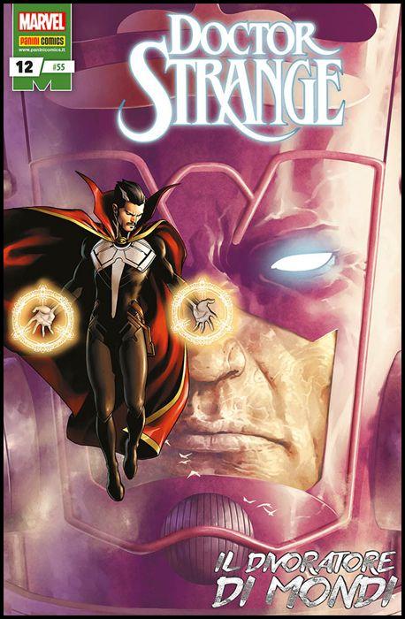 DOCTOR STRANGE #    55 - DOCTOR STRANGE 12