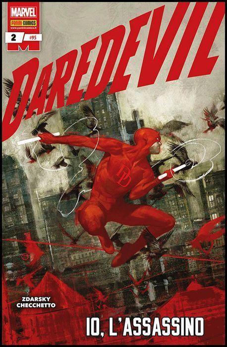 DEVIL E I CAVALIERI MARVEL #    95 - DAREDEVIL 2