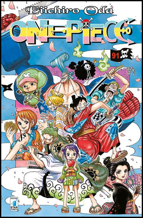 YOUNG #   303 - ONE PIECE 91