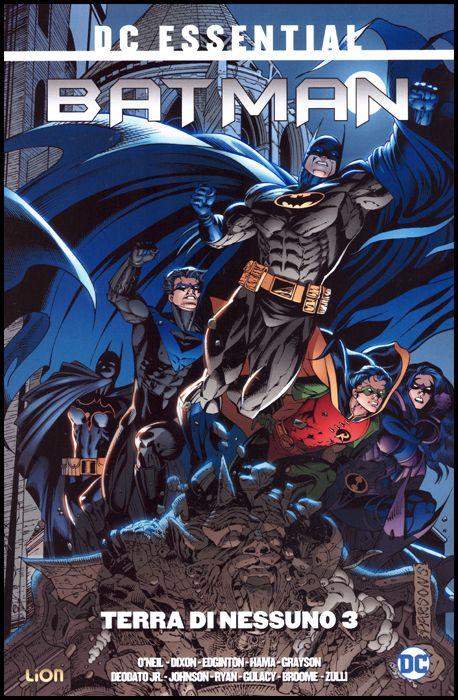DC ESSENTIAL #    30 - BATMAN - TERRA DI NESSUNO 3