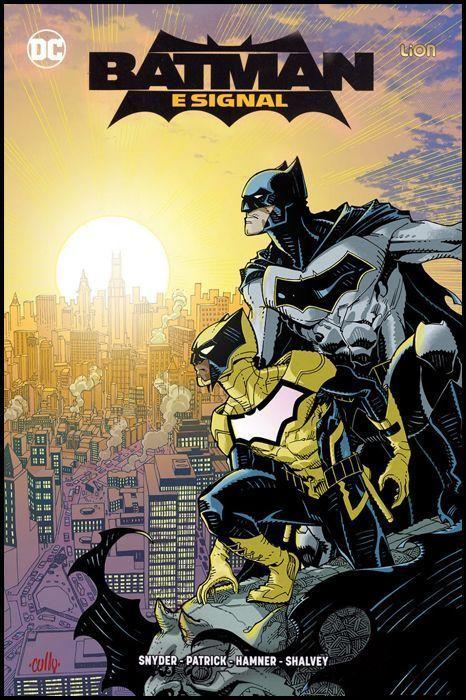 DC MINISERIE #    55 - BATMAN E SIGNAL