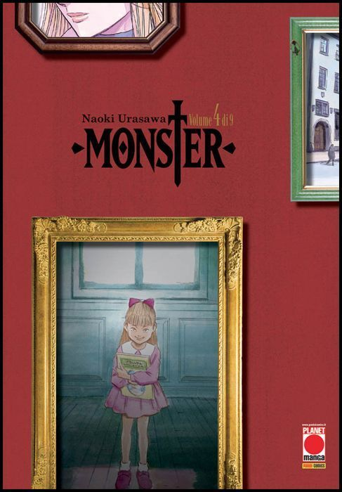 MONSTER DELUXE #     4 - 3A RISTAMPA