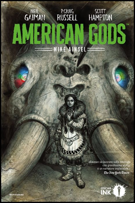 AMERICAN GODS #     2: MIKE AINSEL