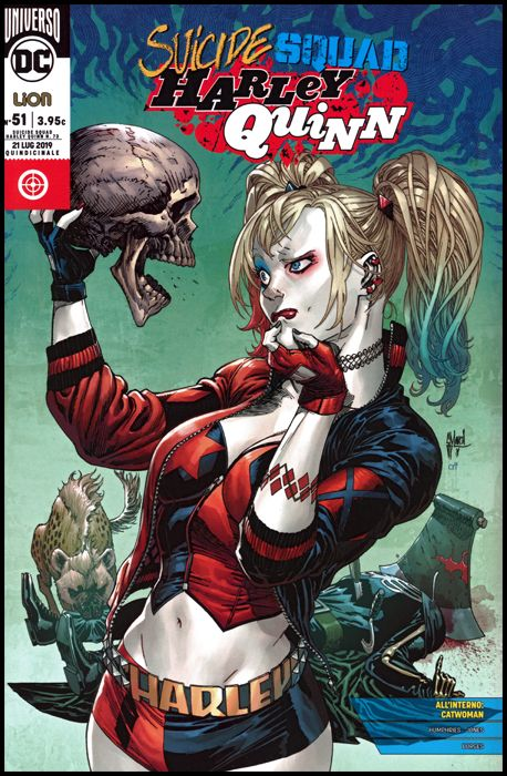 SUICIDE SQUAD/HARLEY QUINN #    73 - SUICIDE SQUAD/HARLEY QUINN 51