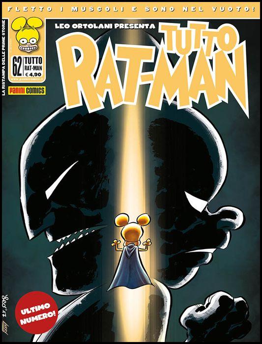 TUTTO RAT-MAN #    62