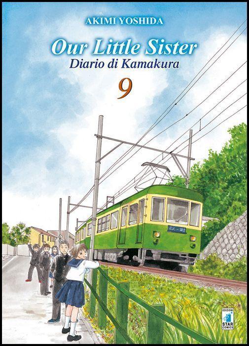 WONDER #    86 - OUR LITTLE SISTER - DIARIO DI KAMAKURA 9