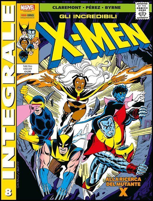 MARVEL INTEGRALE - X-MEN #     8