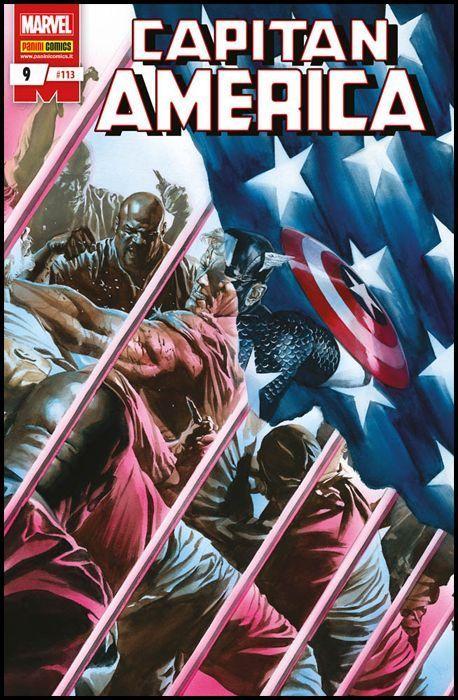 CAPITAN AMERICA #   113 - CAPITAN AMERICA 9