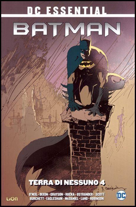 DC ESSENTIAL #    32 - BATMAN - TERRA DI NESSUNO 4