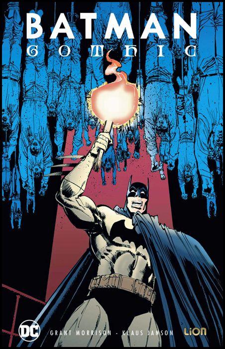 GRANDI OPERE DC - BATMAN: GOTHIC