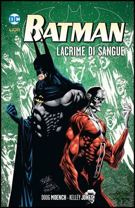GRANDI OPERE DC - BATMAN - KELLEY JONES #     2: LACRIME DI SANGUE