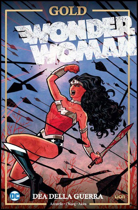 DC GOLD - WONDER WOMAN: DEA DELLA GUERRA