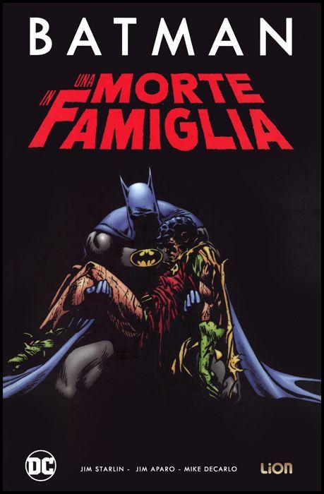 GRANDI OPERE DC - BATMAN: UNA MORTE IN FAMIGLIA