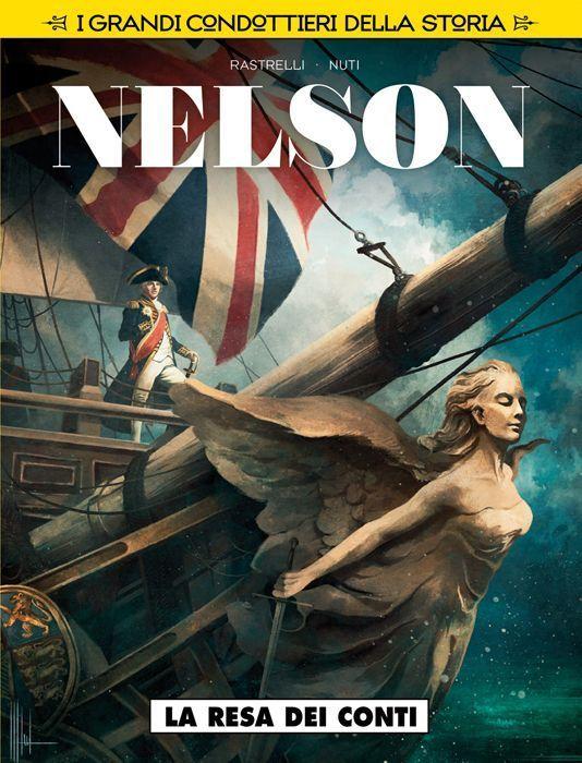 COSMO SERIE GIALLA #    83 - I GRANDI CONDOTTIERI DELLA STORIA 3 - NELSON: LA RESA DEI CONTI