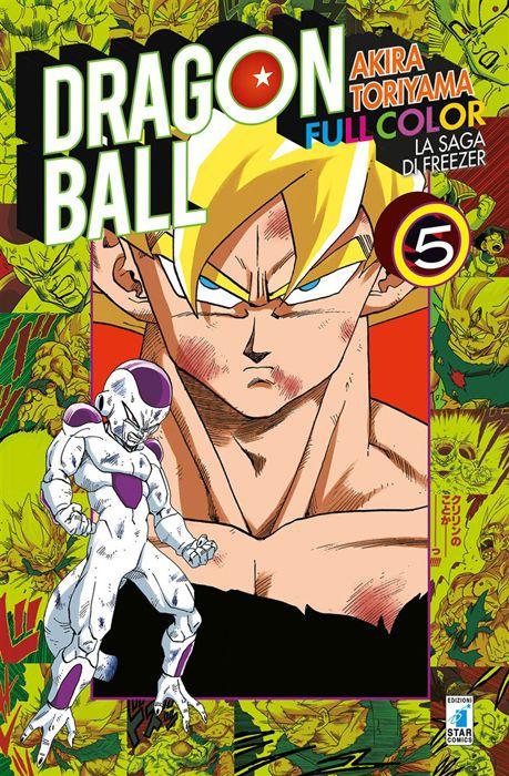 DRAGON BALL FULL COLOR #    20 - LA SAGA DI FREEZER 5 ( DI 5 )