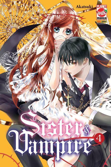 SISTER & VAMPIRE #     4