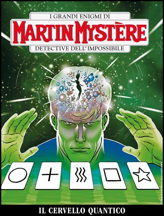 MARTIN MYSTERE #   364: IL CERVELLO QUANTICO