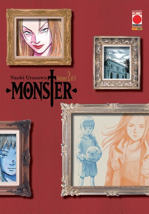 MONSTER DELUXE #     2 - 4A RISTAMPA