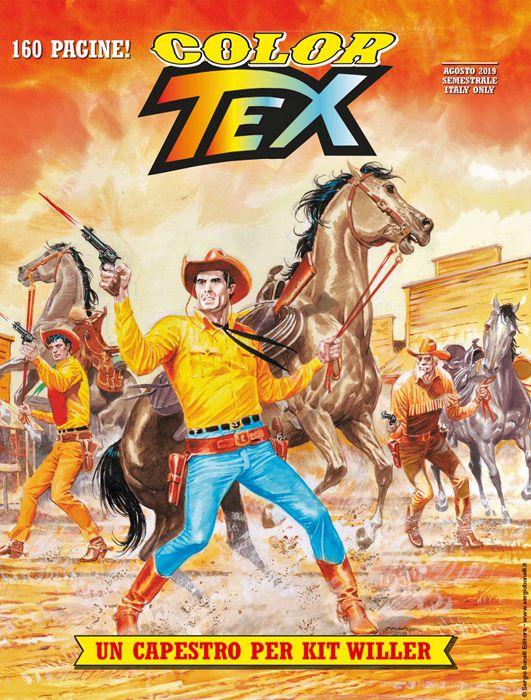 COLOR TEX #    15: UN CAPESTRO PER KIT WILLER