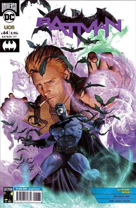 BATMAN #   177 - BATMAN 64