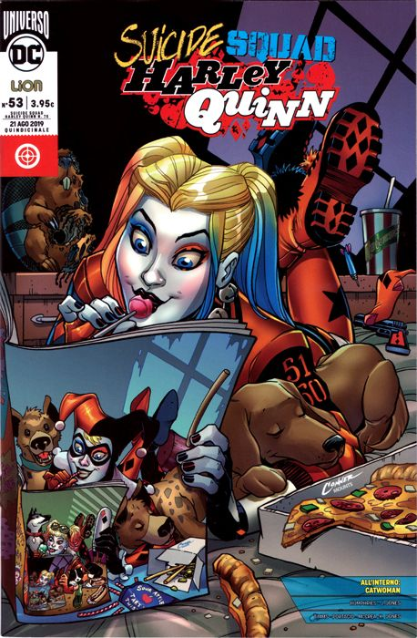 SUICIDE SQUAD/HARLEY QUINN #    75 - SUICIDE SQUAD/HARLEY QUINN 53