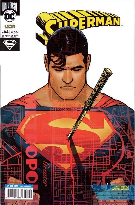 SUPERMAN #   179 - SUPERMAN 64