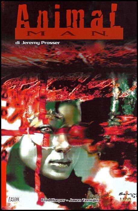 VERTIGO CLASSIC #    64 - ANIMAL MAN - JEREMY PROSSER 1
