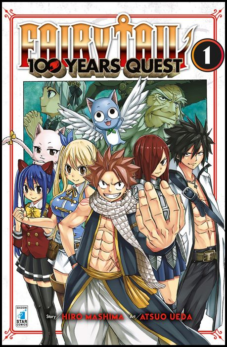 YOUNG #   304 - FAIRY TAIL 100 YEARS QUEST 1