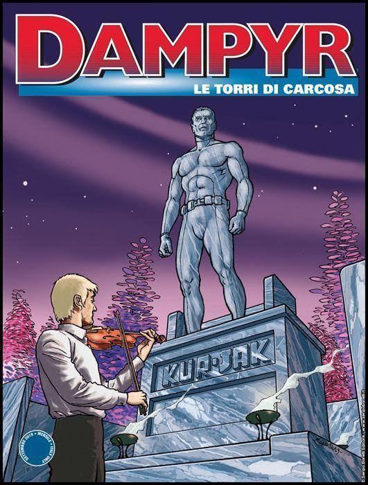 DAMPYR #   234: LE TORRI DI CARCOSA