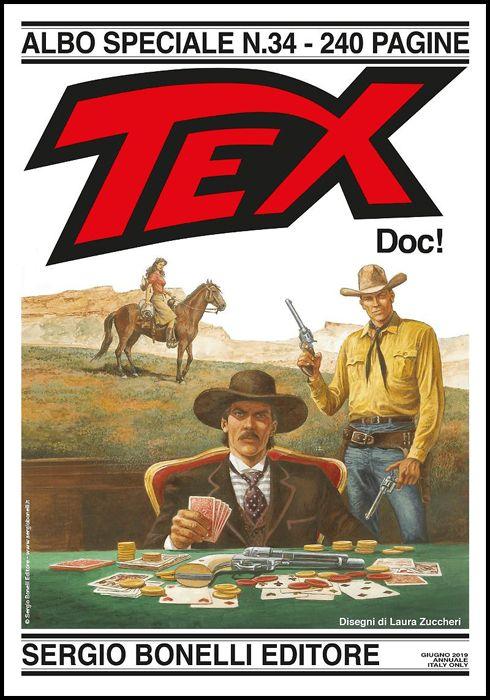 TEX ALBO SPECIALE #    34: DOC!