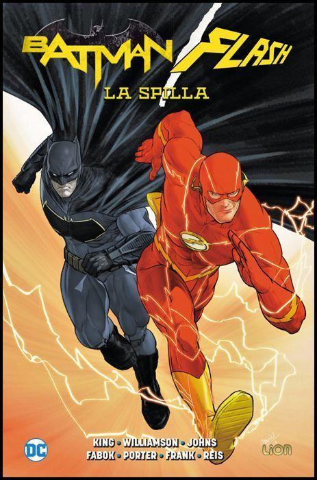 DC ABSOLUTE - BATMAN/FLASH: LA SPILLA
