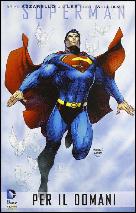 ABSOLUTE DC - SUPERMAN: PER IL DOMANI