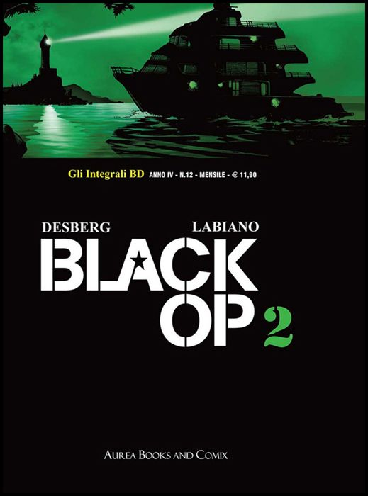GLI INTEGRALI BD #    20 - NUOVA SERIE 12 - BLACK OP 2